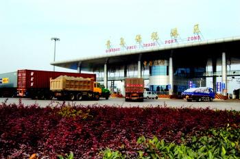青岛保税港区打造蓝色经济区核心政策功能区