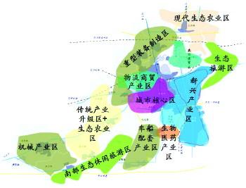 山东青岛胶州市地图