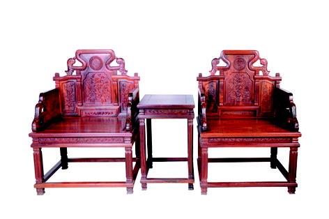 中西家具元素的融合,展现了十八世纪著名的西式建筑风格和传统中式