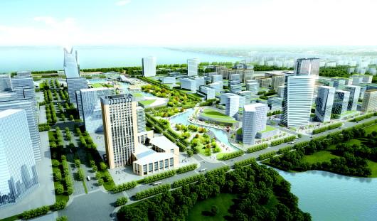 邹城规划局规划图