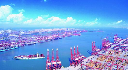 青岛西海岸新区:国家海洋强国战略重要支点