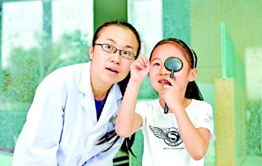 日本青少年儿童近视率激增儿童近视四大因素
