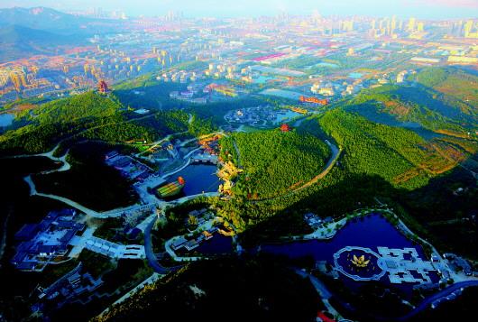 中国的5a级景区,有的得益于大自然的慷慨馈赠,有的则具有深厚的历史