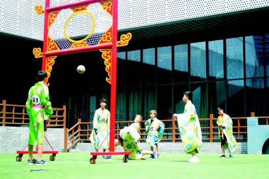 德国马格德堡普鲁士足球俱乐部、包头市超凡青少年足球俱乐部、梅州五华代表队、天津市河北区足协、山西宇益代表队、海看种子队、淄博