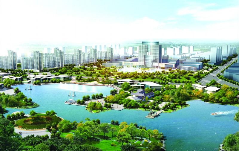 [青岛]胶州湾产业新区演绎大青岛蓝色梦想