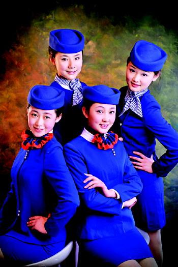 青岛求实职业技术学院助力学子实现航空梦想