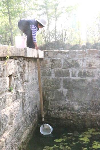 農村澆地水泵接線圖