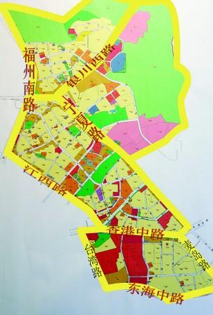 本报青岛 5月18日讯18日,记者从市规划局获悉,《青岛市市南区